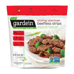 Gardein vegan beefless strips