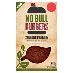 iceland no bull vegan burgers
