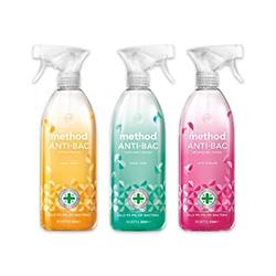 John lewish method cleaning products vegan