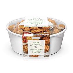 linda mccartneys vegan chicken bucket