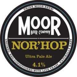 moor nor'hop logo
