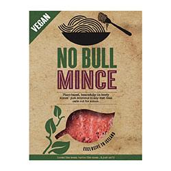 No bull vegan mince