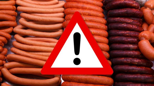 Processed meats causes cancer
