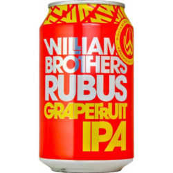williams rubus beer can