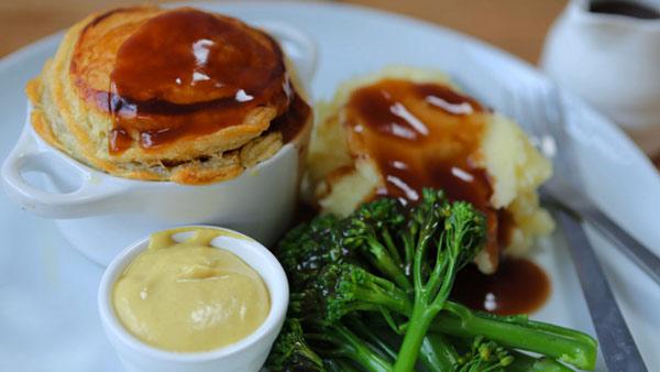 Vegan recipe club steak and ale pie
