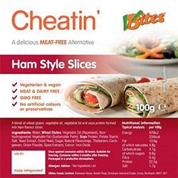 VBites Cheatin' Ham Style Slices
