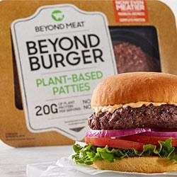 beyond vegan burgers