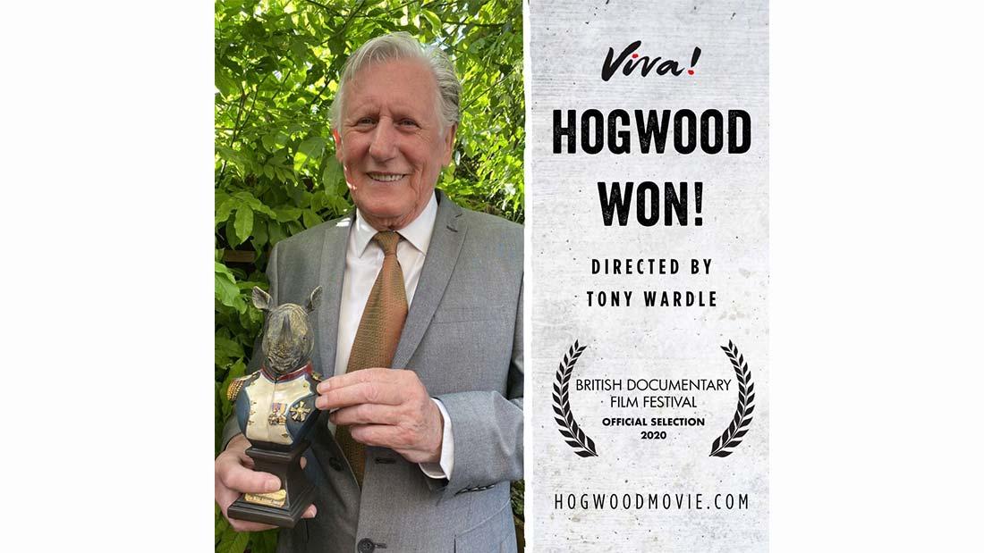 Viva! Hogwood won!