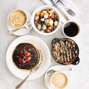 Cafe gratitude california