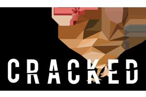 Cracked logo
