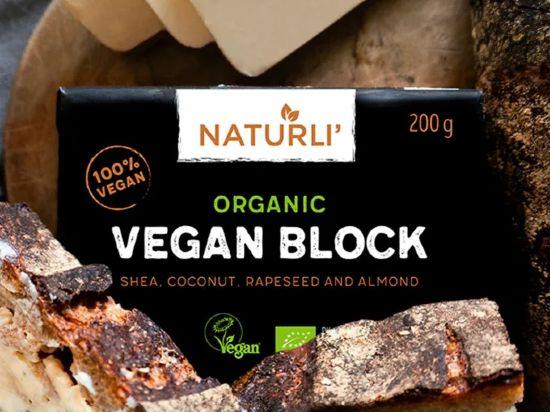 Naturli vegan block butter