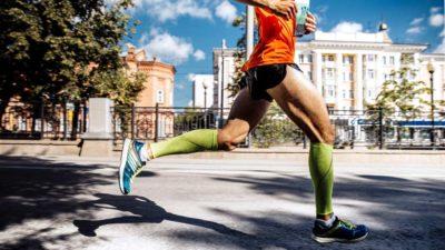 runner in town
