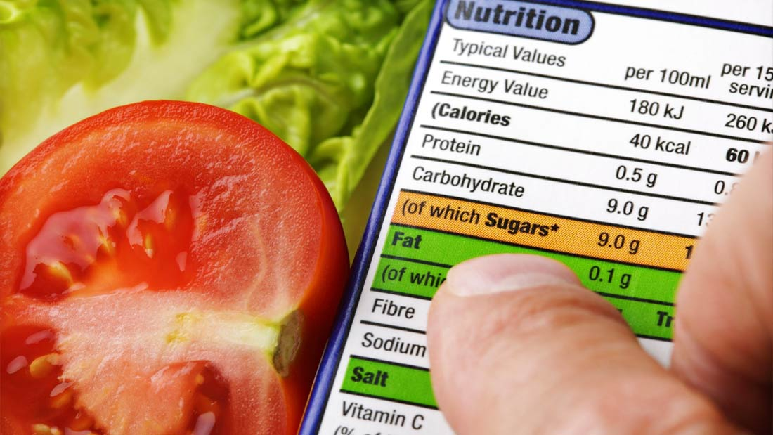 nutrient table