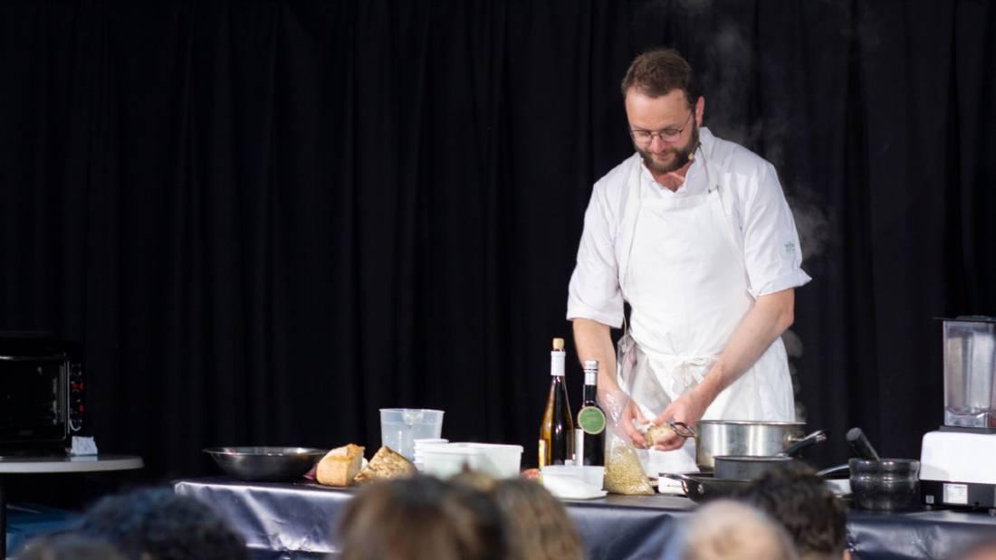 vegan festival cookery demos