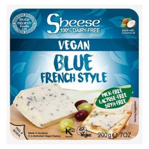 Bute Island Sheese Blue French Style