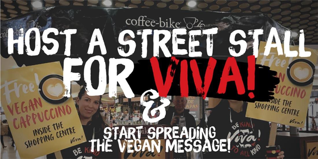 Host a street stall