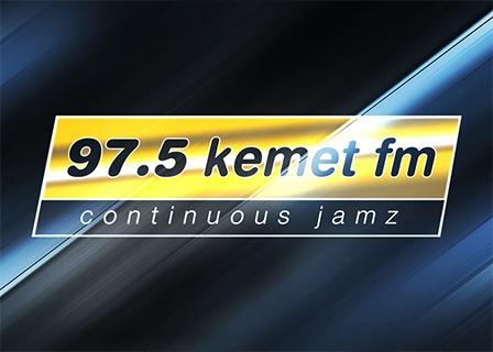 kemet fm logo