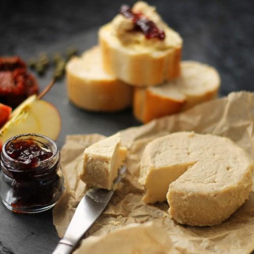 White Cheddar Cashew Cheese, Artisan-style