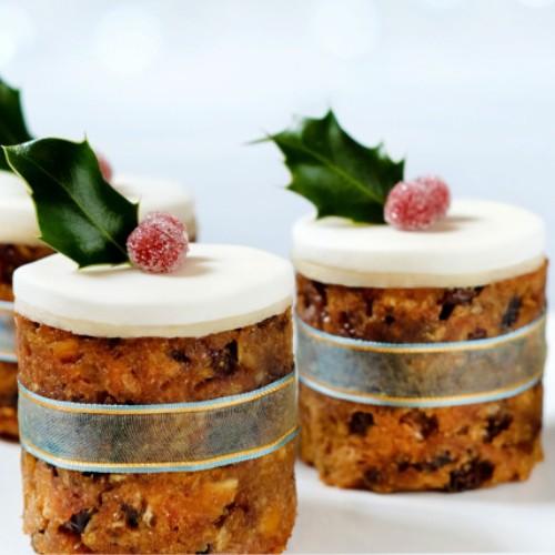 Hillside's Christmas Cake