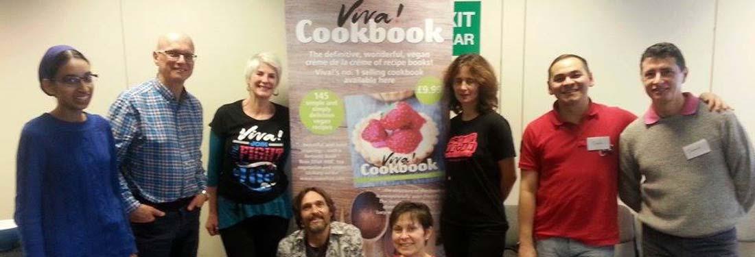 Viva! debuts vegan cookery courses!