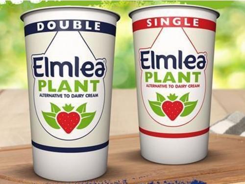 elmlea double and single cream