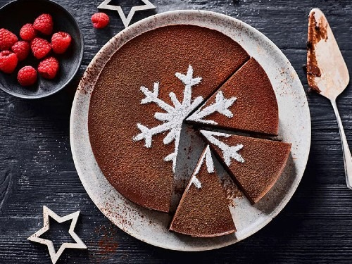 marks and spencer chocolate torte