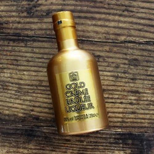 Marks and Spencer Gold Liqueur