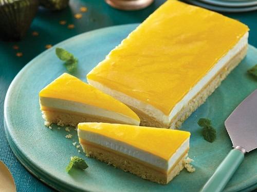 Morrison's Vegan Lemon Shimmering Semifreddo