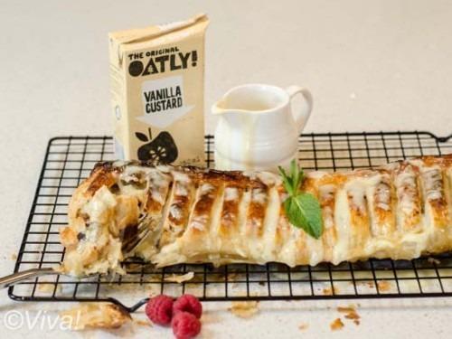 oatly custard