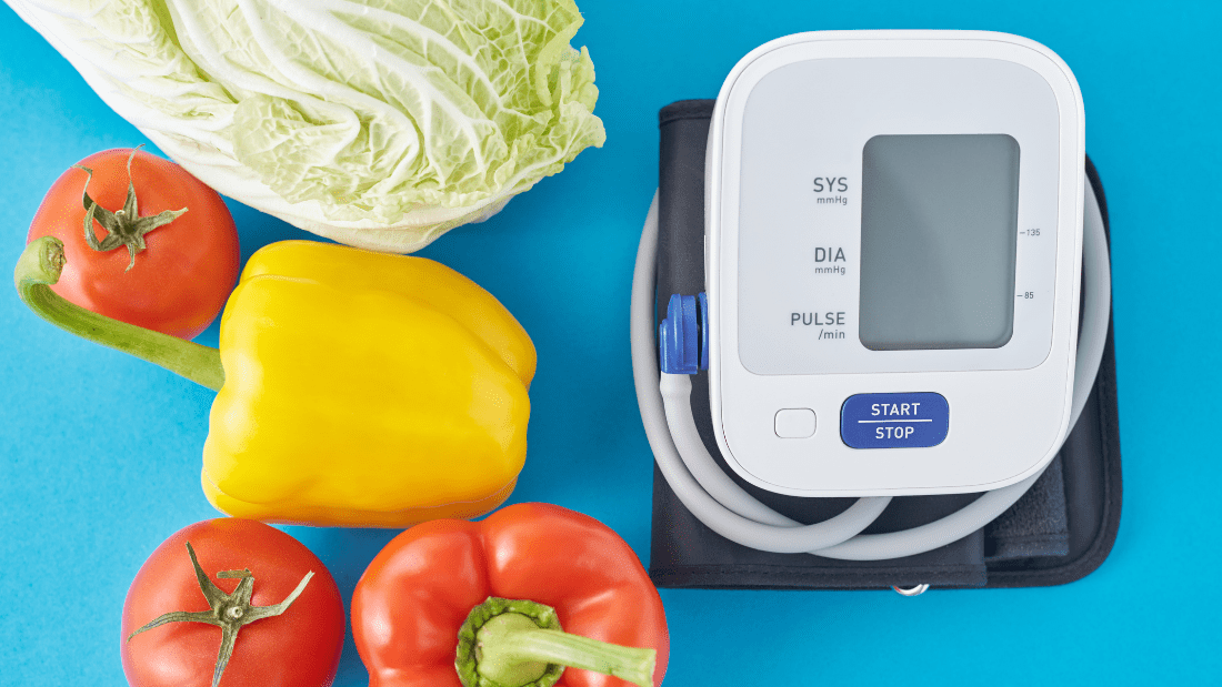 Lower your blood pressure with a vegan diet