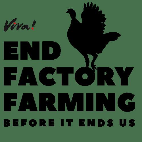 end factory farming before it ends us logo turkey version