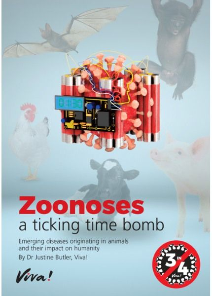 Front cover of zoonoses report