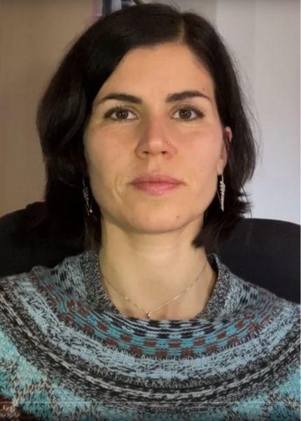 picture of health expert Veronika Charvátová
