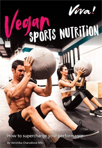 vegan sports nutrition guide image