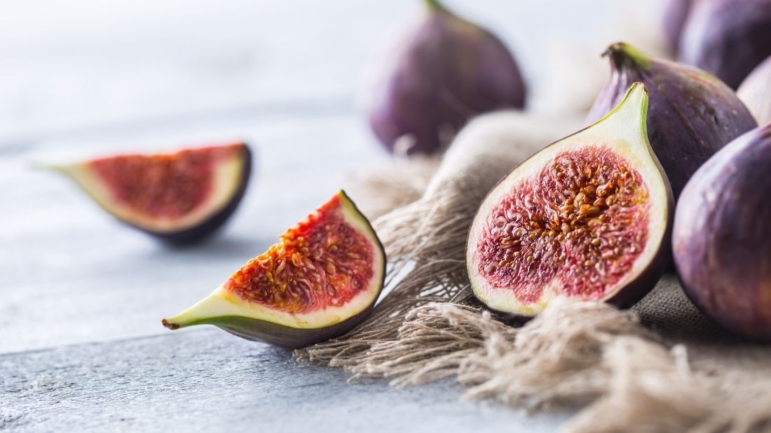 figs on a table