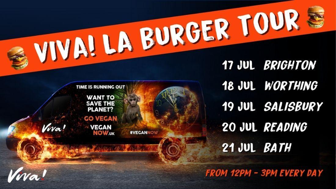 Burger Tour Dates