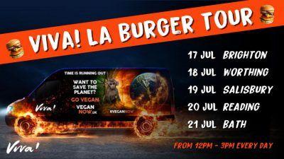 Viva! La Burger Tour